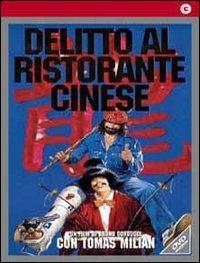 Delitto al ristorante cinese di Bruno Corbucci - DVD