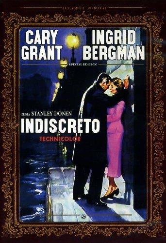 Indiscreto (DVD) di Stanley Donen - DVD