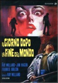 Il giorno dopo la fine del mondo di Ray Milland - DVD