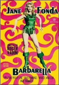 Barbarella<span>.</span> Special Edition di Roger Vadim - DVD