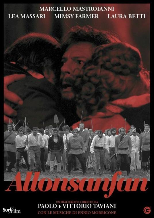Allonsanfan di Paolo Taviani,Vittorio Taviani - DVD