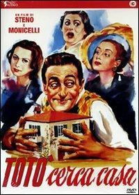 Totò cerca casa di Mario Monicelli,Steno - DVD