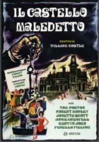 Il castello maledetto di William Castle - DVD