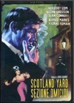 Scotland Yard: sezione omicidi
