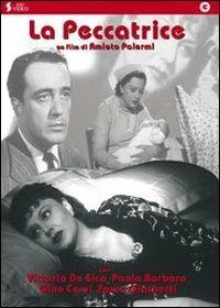 La peccatrice di Amleto Palermi - DVD