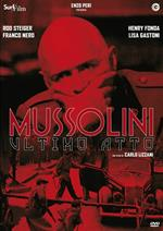 Mussolini. Ultimo atto (DVD)