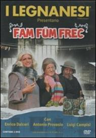 I Legnanesi. Fam fum frecc (2 DVD)