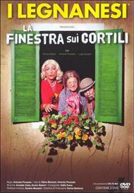 I Legnanesi. La finestra sui cortili (2 DVD)