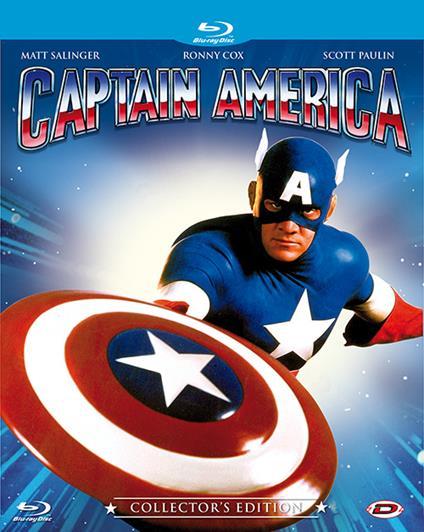 Capitan America<span>.</span> Collector's Edition di Albert Pyun - Blu-ray