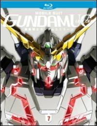 Mobile Suit Gundam Unicorn. Vol. 7. Al di là dell'arcobaleno di Kazuhiro Furuhashi - Blu-ray
