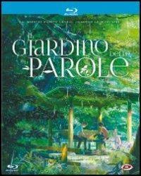Il giardino delle parole di Makoto Shinkai - Blu-ray