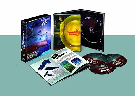 Star Blazers 2199. Box 2 (3 Blu-ray)<span>.</span> Limited Edition di Akihiro Enomoto,Yutaka Izubuchi - Blu-ray - 2