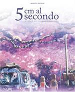 5 cm al secondo. Limited Edition Digipack con Booklet, Cards e Poster (DVD + 2 Blu-ray)