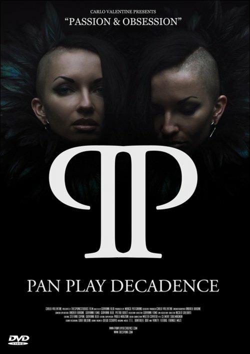 Pan Play Decadence di Giovanni Aloi - DVD