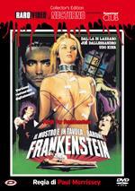 Il mostro è in tavola, Barone Frankenstein (DVD)
