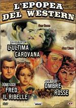 L' epopea del western (3 DVD)