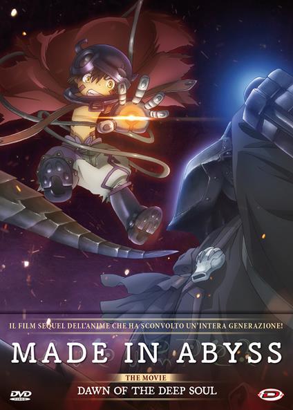 Made In Abyss The Movie: Dawn Of The Deep Soul (First Press) (DVD) di Masayuki Kojima - DVD