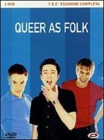 Queer As Folk. Stagione 1 e 2 (3 DVD)