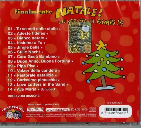Finalmente Natale! - CD Audio - 2