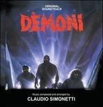 Demoni (Colonna sonora) - CD Audio di Claudio Simonetti
