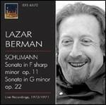 Lazar Berman plays Robert Schumann