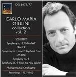 Sinfonia n.8 / Sinfonia in Re minore / Sinfonia n.8