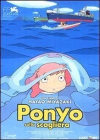 Ponyo sulla scogliera (1 DVD) di Hayao Miyazaki - DVD