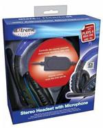 Cuffia con Microfono 2,0 per PS4, Xbox One e PC