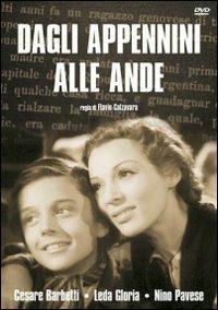 Dagli Appennini alle Ande di Flavio Calzavara - DVD