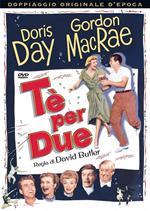 Tè per due (DVD)