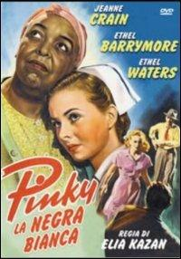 Pinky, la negra bianca di Elia Kazan - DVD