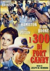 I trecento di Fort Canby di Joseph M. Newman - DVD