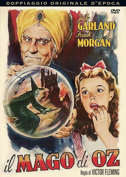 Il mago di Oz (DVD) di Victor Fleming,George Cukor,Mervyn LeRoy,Norman Taurog,King Vidor - DVD