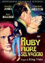 Ruby, fiore selvaggio