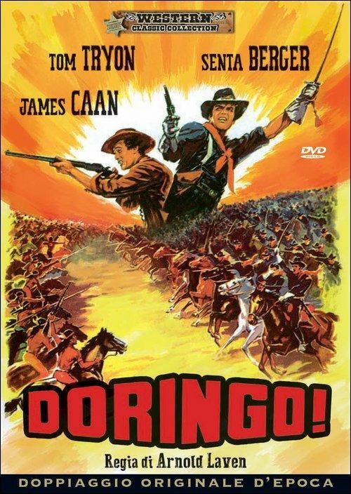 Doringo! di Arnold Laven - DVD