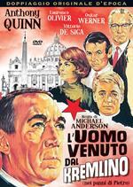 L' uomo venuto dal Kremlino (DVD)
