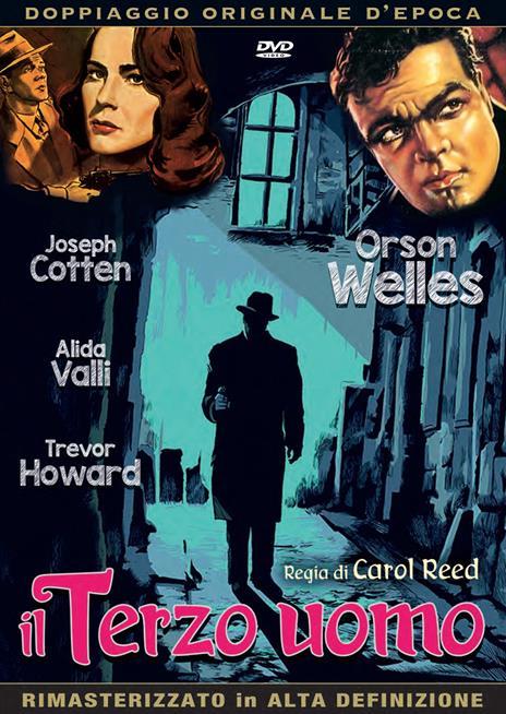 Il terzo uomo (DVD) di Carol Reed - DVD