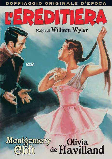 L' ereditiera (DVD) di William Wyler - DVD