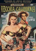 Vecchia California (DVD)