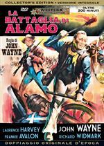 La battaglia di Alamo. Edizione integrale (DVD)