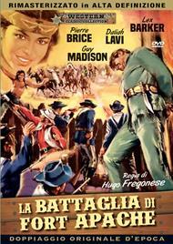 La battaglia di Fort Apache (DVD)