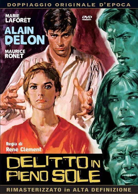 Delitto in pieno sole (DVD) di René Clement - DVD