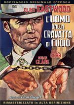 L' uomo dalla cravatta di cuoio (DVD)