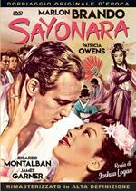 Sayonara (DVD)