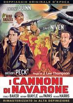 I cannoni di Navarone (DVD)
