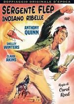 Sergente Flep, indiano ribelle (DVD)