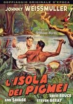 L' isola dei pigmei (DVD)