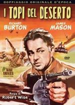I topi del deserto (DVD)