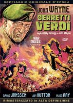 Berretti verdi  (DVD)