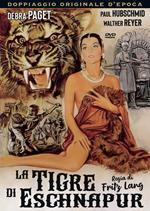 La tigre di Eschnapur (DVD)